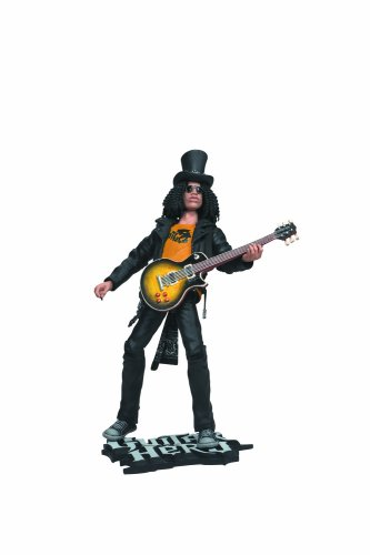 "Guitar Hero 10"" SLASH Figure"