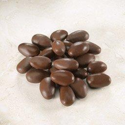 Dark Chocolate Covered Almonds 1 lb