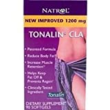 Natrol - Tonalin CLA - 1000 mg 60 soft gel ( Multi-Pack)