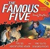 Enid Blyton Five Go Adventuring Again: AND Five Go to Demon's Rocks (Famous Five) by Blyton, Enid on 17/08/2006 unknown edition