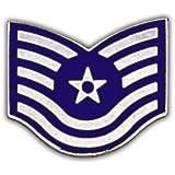 US Air Force E-6 Lapel Pin
