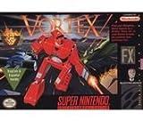 VORTEX super nintendo snes super nes video game unknown