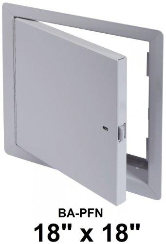 Fire rated access door for 18 x 18 access door