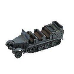 ドイツ軍 8トンハーフトラック(sd.Kfz.7):パンツァーグラウ