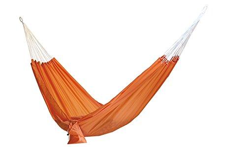 Hängematte Relax I Gartenmöbel Garten in Orange günstig bestellen
