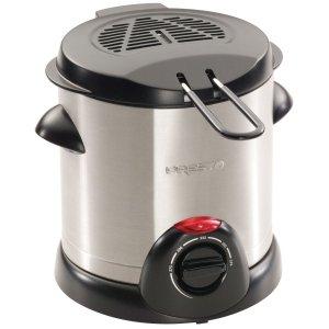 NATIONAL PRESTO INDISTRIES, Presto Deep Fryer (Catalog Category: Small Appliances & Housewares / Home Appliances)