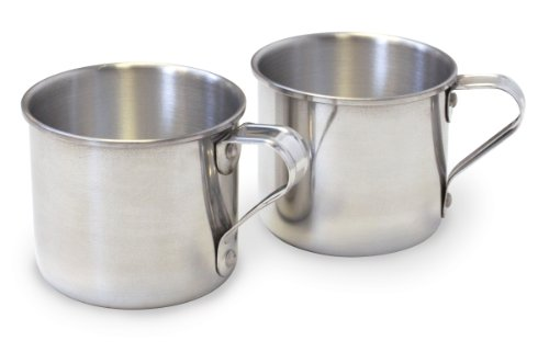 Stansport Aluminum Drinking Cups (Aluminum Cups compare prices)