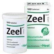 Heel Zeel 100 Tab (Pack Of 2) Personal Healthcare / Health Care