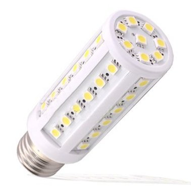 iLLumi Projections E26 Screw Base DC 12V-20V 9W Motor Home Marine Low Voltage LED Light Bulb DC battery Solar fishing lamp FREE SHIPPING 42x 5050 cluster from HSE