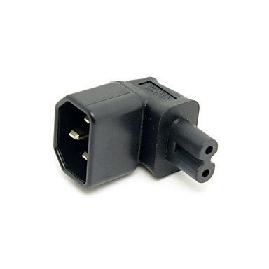 90-degree-right-angled-iec-320-c14-socket-to-iec-c7-plug-ac-power-adapter-set-ul-approved