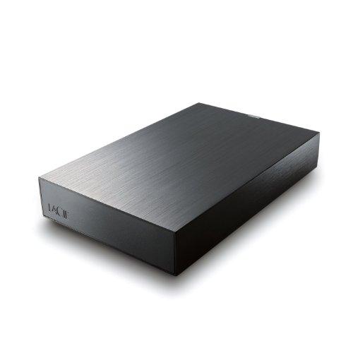 LaCie 3.5インチ外付けHDD minimus 2TB 【Mac対応】 【データ復旧1年間1回無料サービス付】 LCH-MNR020U3