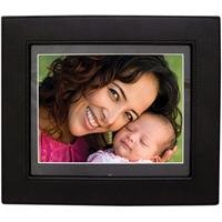 Impecca DFM-842 8 Digital Photo Frame with 4:3 Ratio 800x200 Resolution Built in Speakers 2GB Internal Memory