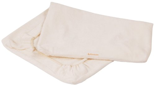 Bloom Bloom Change Pad Cover Natural Wheat front-830131