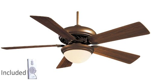 Minka Aire F569-ORB Supra 52 in. Indoor Ceiling Fan - oil-rubbed bronze