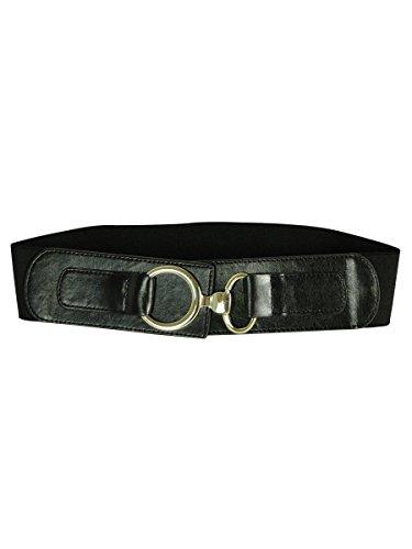 Style&co. Herringbone Interlock Stretch Waist Belt S/M