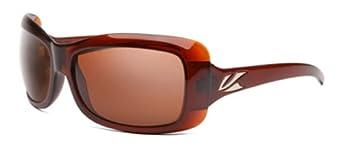 Kaenon Georgia Sunglasses - Polarized Tobacco/C12, One Size