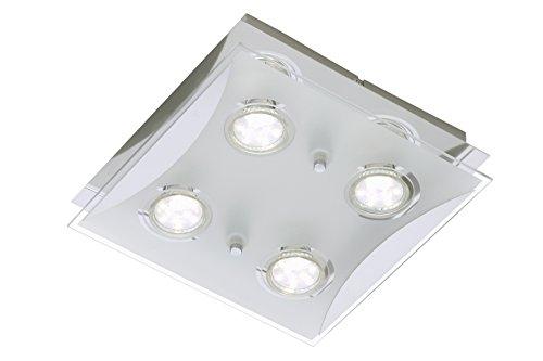 Led deckenleuchte deckenlampe deckenstrahler spots for Wohnzimmerleuchte led