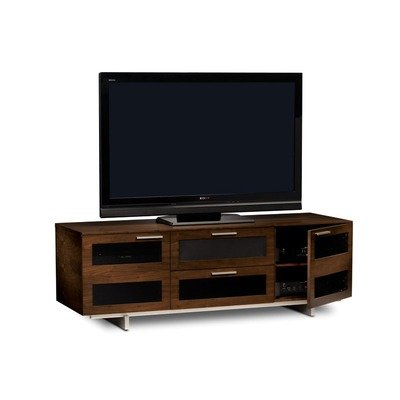 Cheap Avion II 65″ TV Stand in Chocolate Stain Walnurt (8927CSW)