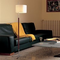 Contemporary / Modern 123380 - Flama Floor Lamp