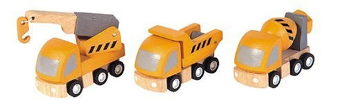 PlanToys Plan City Highway Maintenance Vehicle