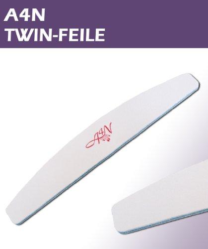 Twin Feile 100/180 für grosse Flächen Profi Studiofeilen 100/180