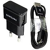 Samsung ETA0U80EBEGXEG - Cargador micro-USB para Samsung Galaxy Note (1A)