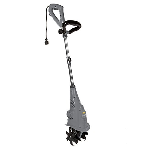 Review Of Sun Joe TJ599E-GRY Aardvark 2.5 Amp Electric Garden Cultivator, Platinum