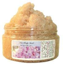 Lilac Sugar Scrub