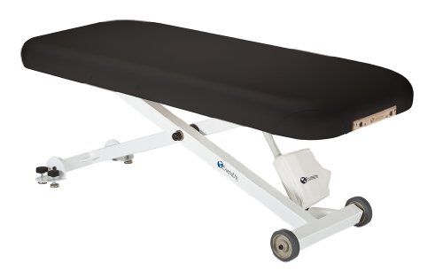 Earthlite 32-Inch Ellora Electric Lift Massage Table (Black)