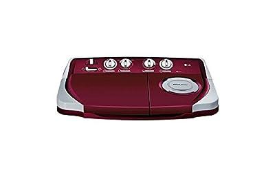 P7255R3FA Semi-automatic Washing Machine (6.2 Kg,Color Burgundy)