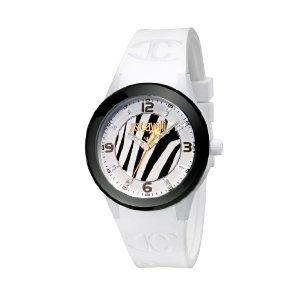 Just Cavalli Men's & Women's Plastic Case White Plastic Watch R7251194545