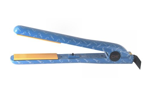 CHI Limited Edition Guitar Ceramic Hairstyling Iron (Chi Flat Iron Protection compare prices)