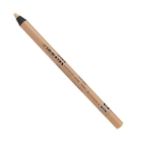 RIMMEL LONDON ScandalEyes Waterproof Kohl Kajal Eye Liner - Nude