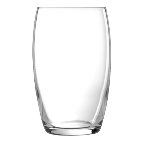 Versailles Hiball Tumblers 13oz / 370ml - Pack of 6   37cl Glasses, Versailles Hiball Glasses - Kwarx Advanced Glass from Arcoroc