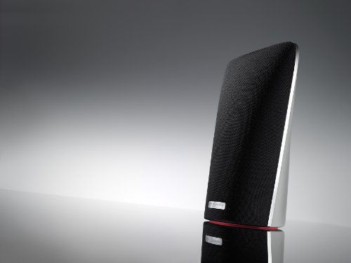 AQ SmartSpeaker Portable A1 Home Audio Speaker (AirPlay, Android and Windows 7)