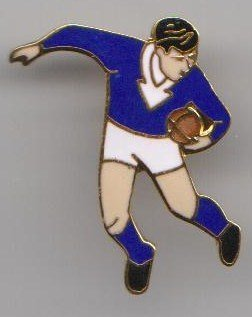 Italy Italian Rugby Union Player Team Pin Badge (Italian Rugby compare prices)