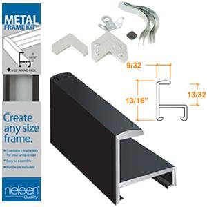 Amazon.com - Nielsen Bainbridge Metal Frame Kit black 18 ...