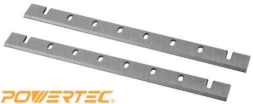 POWERTEC HSS Planer Blades for DeWalt 12.5