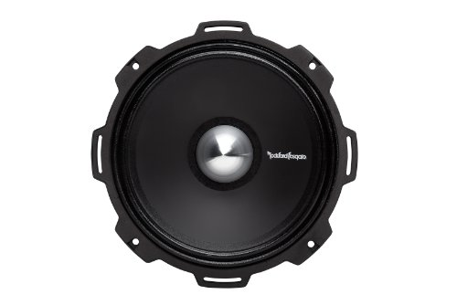 Rockford Fosgate Pps4-10 Punch Pro 10-Inch Single 4 Ohm Mid-Range Speaker