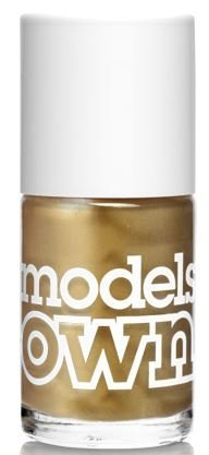 Models Own Nail Polish Lacquer - Gold Digger by Models Own (Models Own compare prices)
