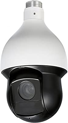 Dahua DH-SD59230S-HN 30X PTZ Camera 2MP 1080p IP Security Camera Pan Tilt Zoom Dome POE Plus Weatherproof Infrared IR Nightvision