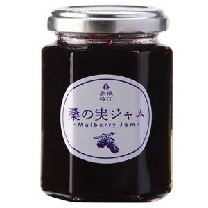 桑の実ジャム150g【桜江町・桑茶生産組合】