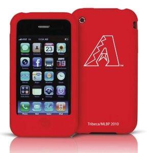 Tribeca Arizona Diamondbacks Iphone 3g / 3gs Silicone Case