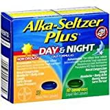 Alka-Seltzer Plus Day & Night, Liquid Gels, 1 ea