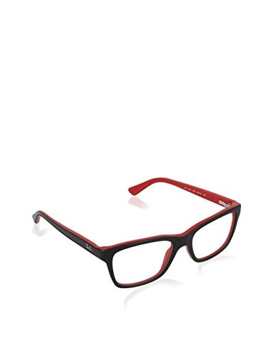 Ray-Ban Montura Mod. 1536 357348 Negro / Rojo