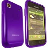 Samsung i9000 Galaxy S Purple Gel Case