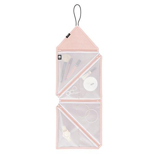 Umbra 294600-484 Tangram Kulturtasche, rosa