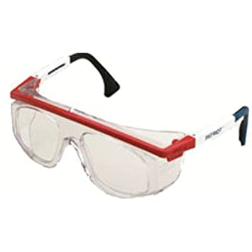 9d9e317e6e081 Uvex S2570 Astro Rx 3003 Safety Eyewear, Black Frame, Clear Lens - Safety  Glasses -