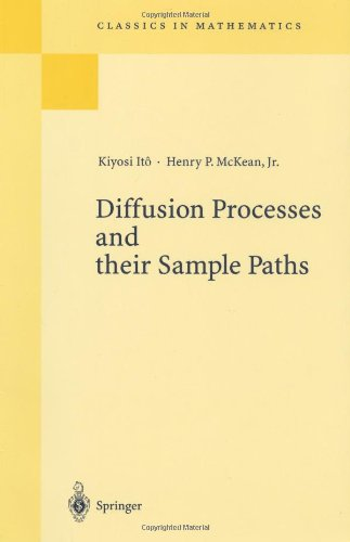 Diffusion Processes and their Sample Paths