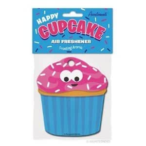 Food scented air fresheners happy little cupcake tall - Best smelling air freshener ...
